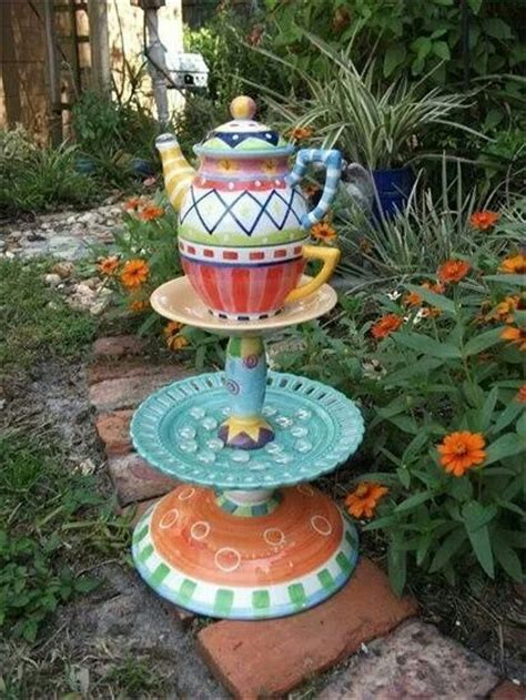 garden craft precious whimsical garden ideas