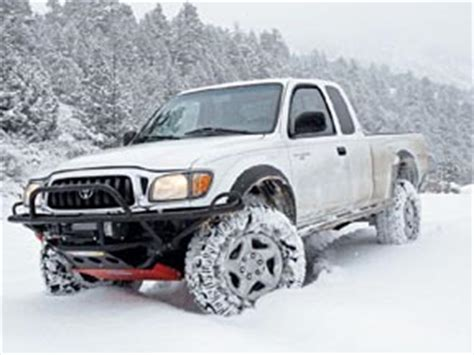 Best Tires For Toyota Tacoma Toyota 4runner Snow