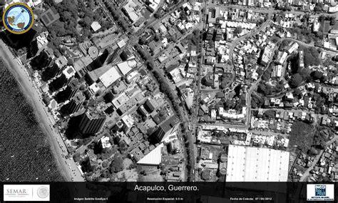 imagenes satelitales conabio imagen satelital de acapulco guerrero