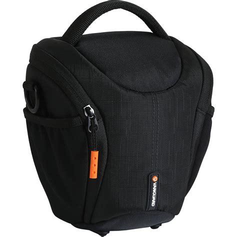 vanguard oslo 14z zoom bag black oslo 14z bk b h photo