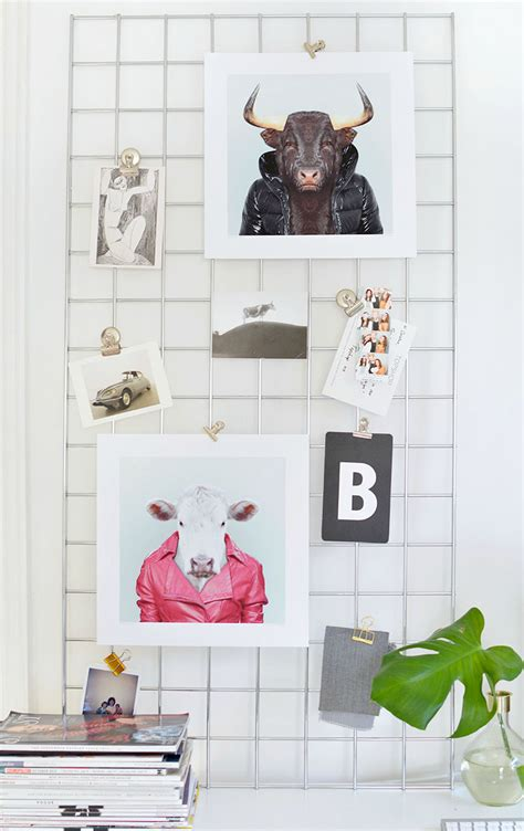 how to display art prints cute ways to hang art without frames true bliss designs