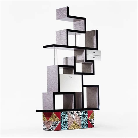 Home Decorative Items ettore sottsass max shelf