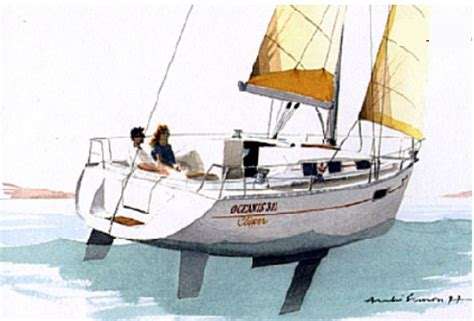 sailboats with twin rudders twin rudders increased control and safety murray yacht