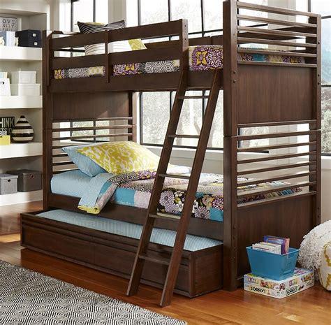 Tempat Tidur Tingkat Goval 3 tempat tidur tingkat 3 kayu jati jepara heritage