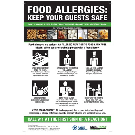 printable allergy alert poster related keywords suggestions for allergy poster