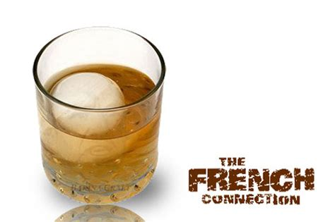 the french connection cocktail a drink as hip as