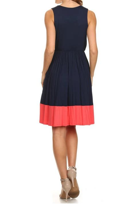 Gilli Color Block Dress from Montauk by Kailani ? Shoptiques