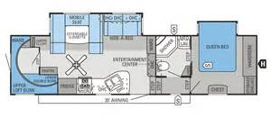 eagle fifth wheel floor plans 2014 eagle fifth wheels floorplans prices jayco inc