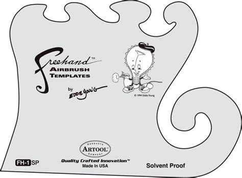buy essential artool freehand iwata the essential seven