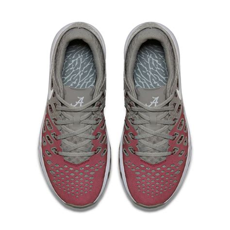 alabama football shoes nike speed 4 week zero college collection sneaker