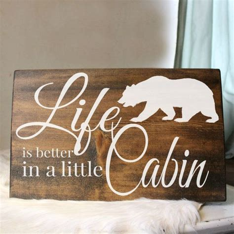 Rustic Cabin Signs by Best 25 Cabin Signs Ideas On Lake House