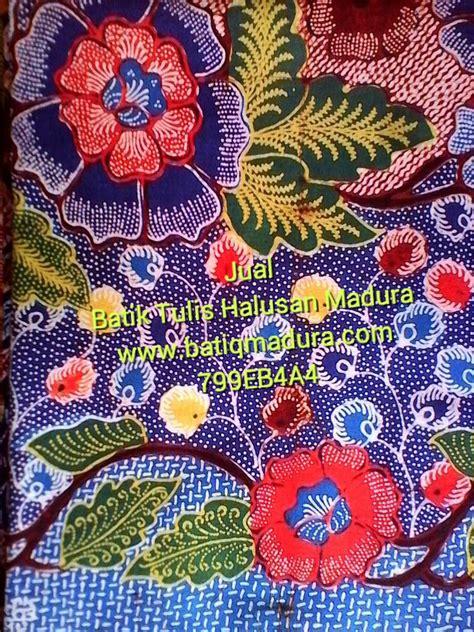 contoh batik madura miharu hime