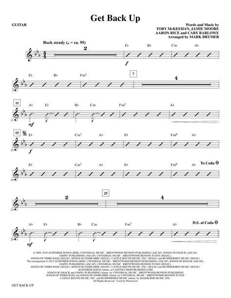 printable centuries lyrics get back up guitar sheet music at stanton s sheet music