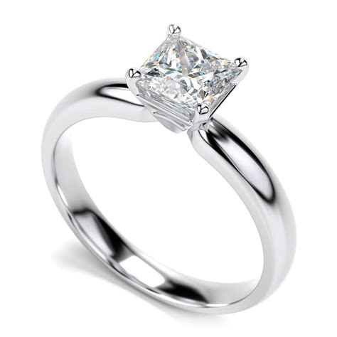 Princess Cut by Princess Cut Engagement Rings