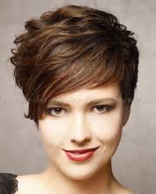 asymmetrical hairstyles for short hairstyles with long bangs short asymmetrical hairstyle trendy hairstyles for women com