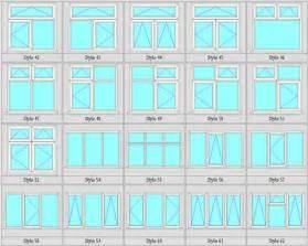 styles of windows window styles pvc phuket upvc windows doors