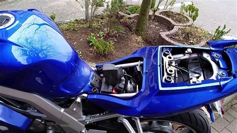 Suzuki Motorrad Lwechsel by Suzuki Sv650s Led Blinkerrelais Blinker Wechsel