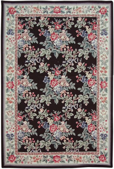Needlepoint Rugs For Sale by 6x9 Needlepoint Rug On Sale