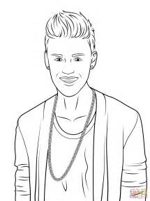 justin bieber coloring pages justin bieber coloring page free printable coloring pages