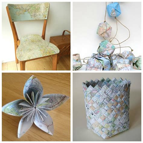 Recycling Paper Crafts - recycled craft ideas for adults www pixshark