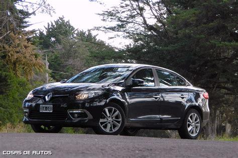 12 carros nuevos para el 2015 y 2016 desde el la auto show test cosas de autos prob 243 el nuevo renault fluence cvt cosas de autos
