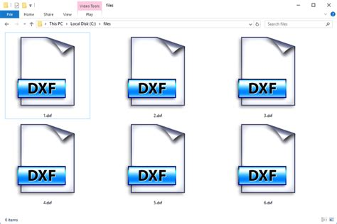 format file foto dxf file what it is how to open one