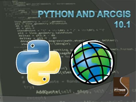 arcgis advanced tutorial programming arcgis with python advanced pgnosis