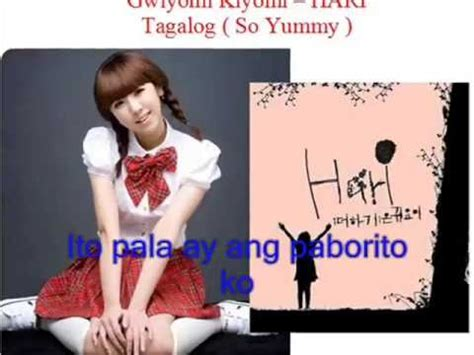 song tagalog version kiyomi song tagalog version with lyrics so by