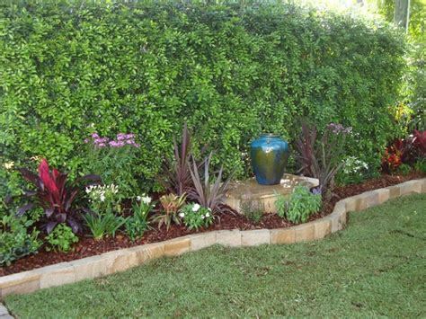 Garden Bed Ideas Australia Scenic Scapes Landscaping Turf Gardens