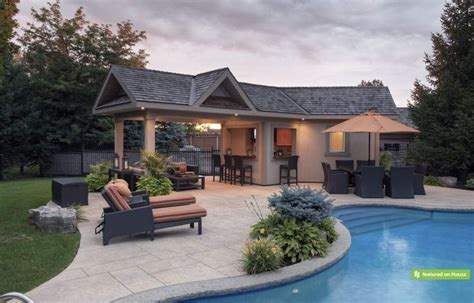 pool houses cabanas landscaping network 17 best images about pool cabana on pinterest pool