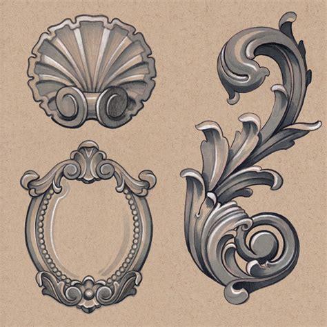 Pattern Ornamental Tattoo | russ abbott ornamental archive book project tattoo
