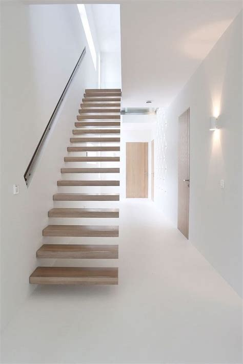aluminium trap met leuning 25 beste idee 235 n over trap leuning op pinterest