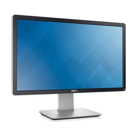 Monitor Ips dell p2214h ips 22 inch screen led lit monitor