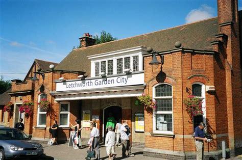 Garden City Station Letchworth
