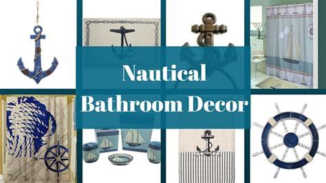nautical decor bathroom nautical bathroom decor