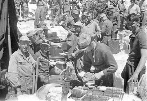 alimentazione mondiale l alimentazione dei soldati nelle guerre mondiali di g