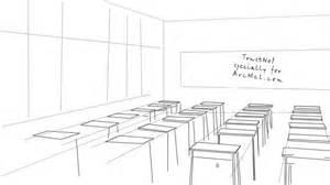 how to draw a classroom step by step arcmel com
