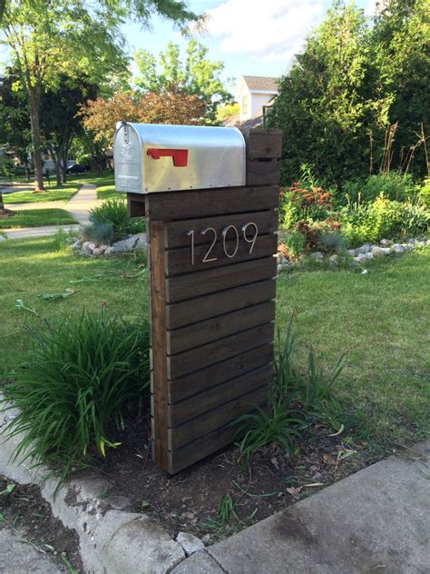 contemporary mailboxes modern mailbox walnut modern mailbox walnut
