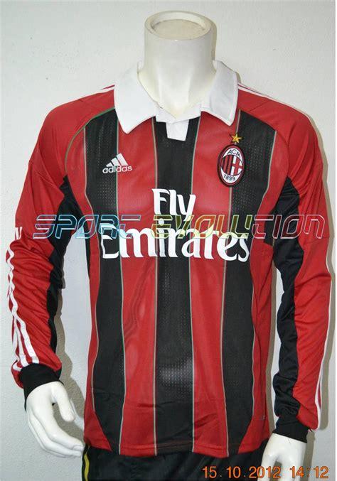 Jersey Ac Milan Home 2012 jerseyanda ac milan home sleeve 12 13