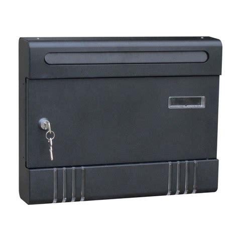 cassetta per posta condomaxi cassetta postale rettangolare per posta grande