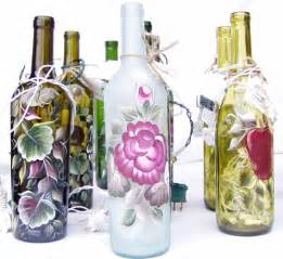 Wine Bottle Decorating Ideas » Ideas Home Design