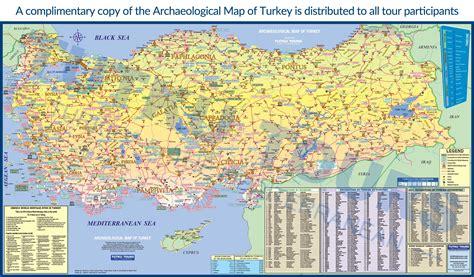 turkey archaeological sites map tutku tours turkey archaeological tours in turkey