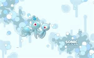 sonic colors sonic colors images white wisps hd wallpaper and