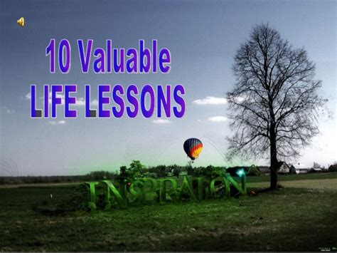 10 Valuable Lessons To Teach Your by 10 Valuable Lessons