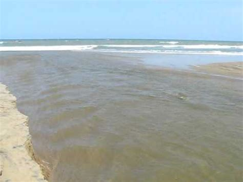 river cauvery joining bay of bengal youtube