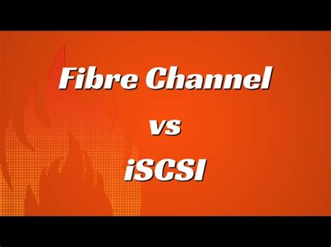 demartek iscsi tutorial doovi fibre channel vs ethernet doovi