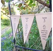 Wedding Ideas  Personalised Bunting