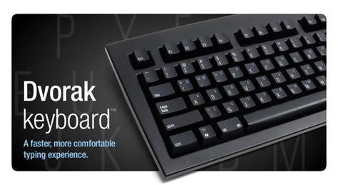 the secret history of keyboards qwerty vs dvorak reviewing the matias dvorak keyboard 183 nerd or geek