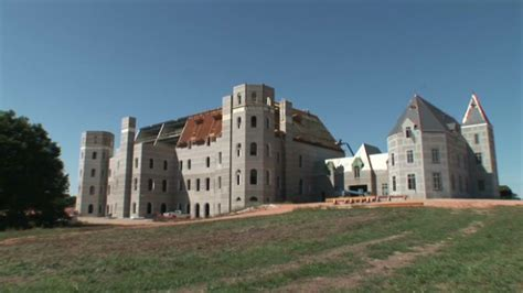 Inside One Of America S Largest Homes Video Personal 72000 Square Foot House Ozarks