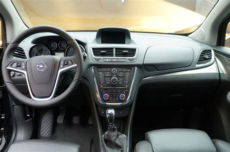 opel mokka interior 2013 opel mokka interior auto top cars